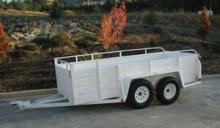 5 ft. by 12 ft. Box Trailer