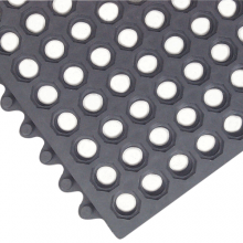 Non-Slip Black Bar Mat