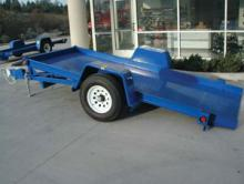 6 ft. by 14 ft. Tilting Equipment Trailer