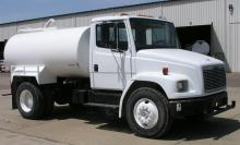 2,000 Gallon Water Truck