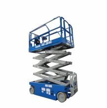 26 Ft Electric Scissor Lift