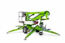34 Ft Towable Boom Lift