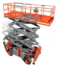 41 Ft Scissorlift Rt