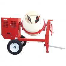 9 Cubic Ft Concrete Mixer