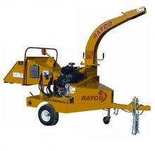 Brush Chipper 6 in
