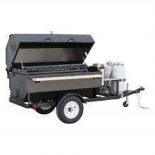 Towable BBQ Grill