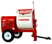9 Cubic Ft Mortar Mixer