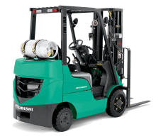 5000 lb Warehouse Forklift